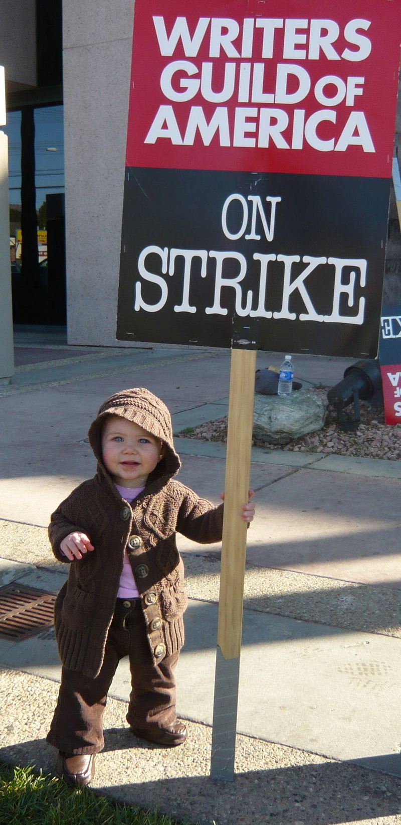 Strikebaby